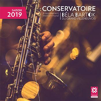 Saison 2019 du conservatoire du Grand Villeneuvois