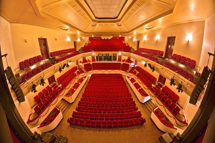 Le théâtre Georges Leygues â?? Villeneuve-sur-Lot