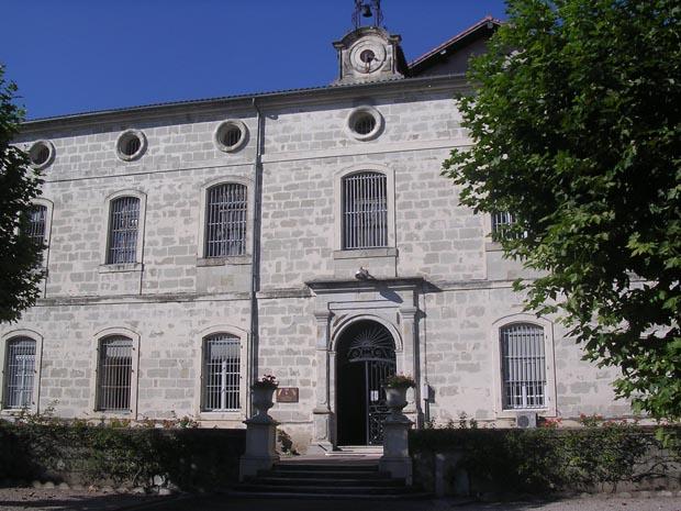 Lâ??abbaye de Bénédictins Saint-Gervais-Saint-Protais â?? Villeneuve-sur-Lot