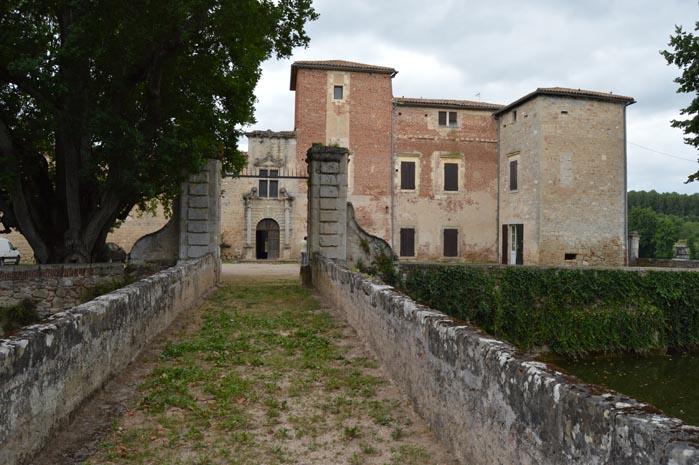 Le château de Rogé â?? Villeneuve-sur-Lot