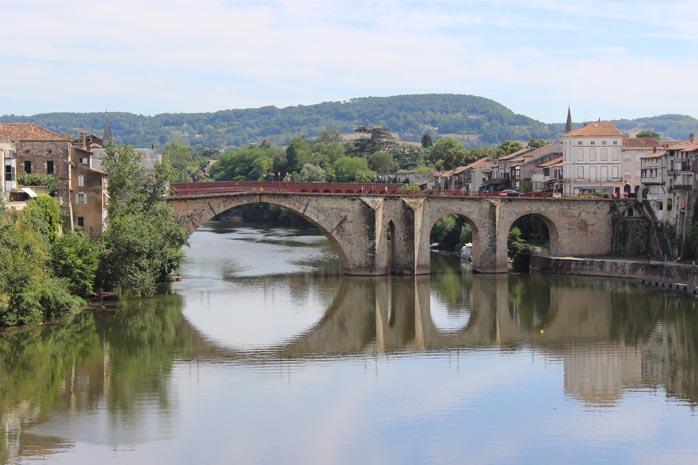 Le pont des Cieutat ou vieux pont â?? Villeneuve-sur-Lot