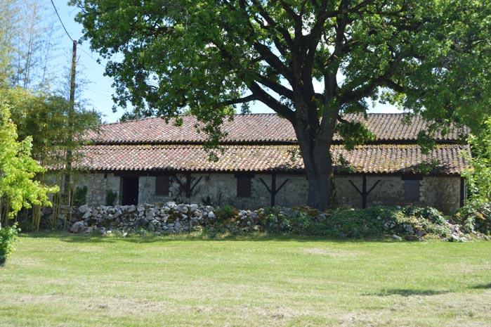 Le château de la Sylvestrie - Villeneuve-sur-Lot