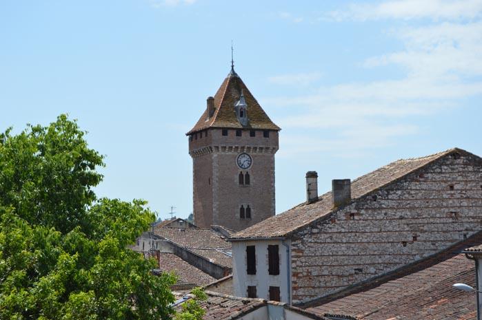 La tour de Pujols
