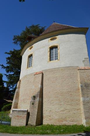 Le prieuré fontevriste - Fongrave