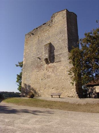 La Tour Porte de ville - Dolmayrac