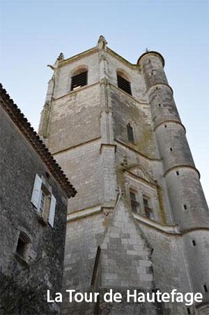 La tour de Hautefage