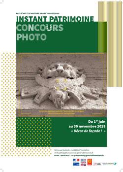 Concours photo Pays d'art et d'histoire du Grand Villeneuvois