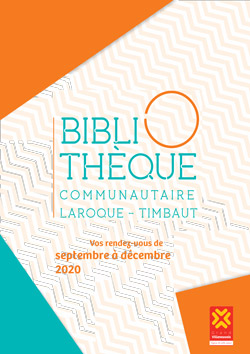Programme bibliothèque Laroque