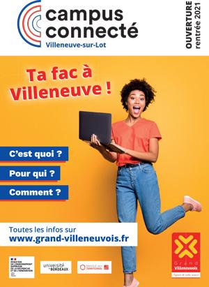 Campus connecté de Villeneuve-sur-Lot